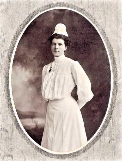 Nellie Oscarena Robertson